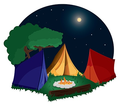 SUGGESTED ITEMS TO BRING Camping Kids Camp Clip Art Clipart Clipartbold