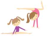 Image result for gymnastics clipart