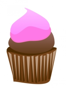 Chocolate Cupcake Clipart Danasrhi Top Clipartix