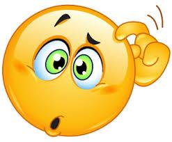 Confused emoticon facebook emoticons squint confused or upset smileys facebook cliparts