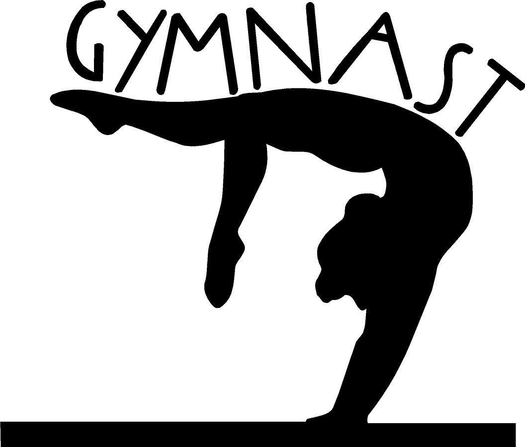Drawings Art Gymnastics