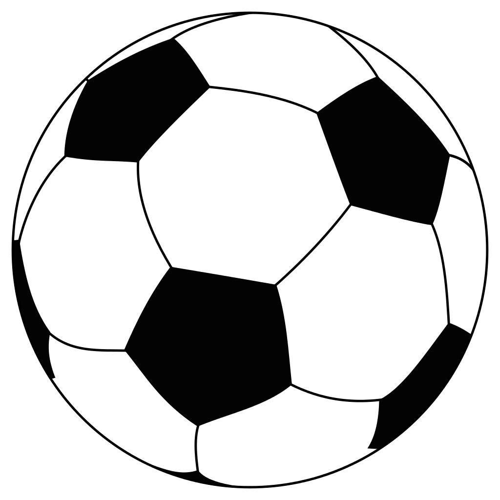 Free Soccer Ball Clipart Pictures
