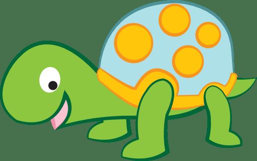 Turtle Cute Green Emoji