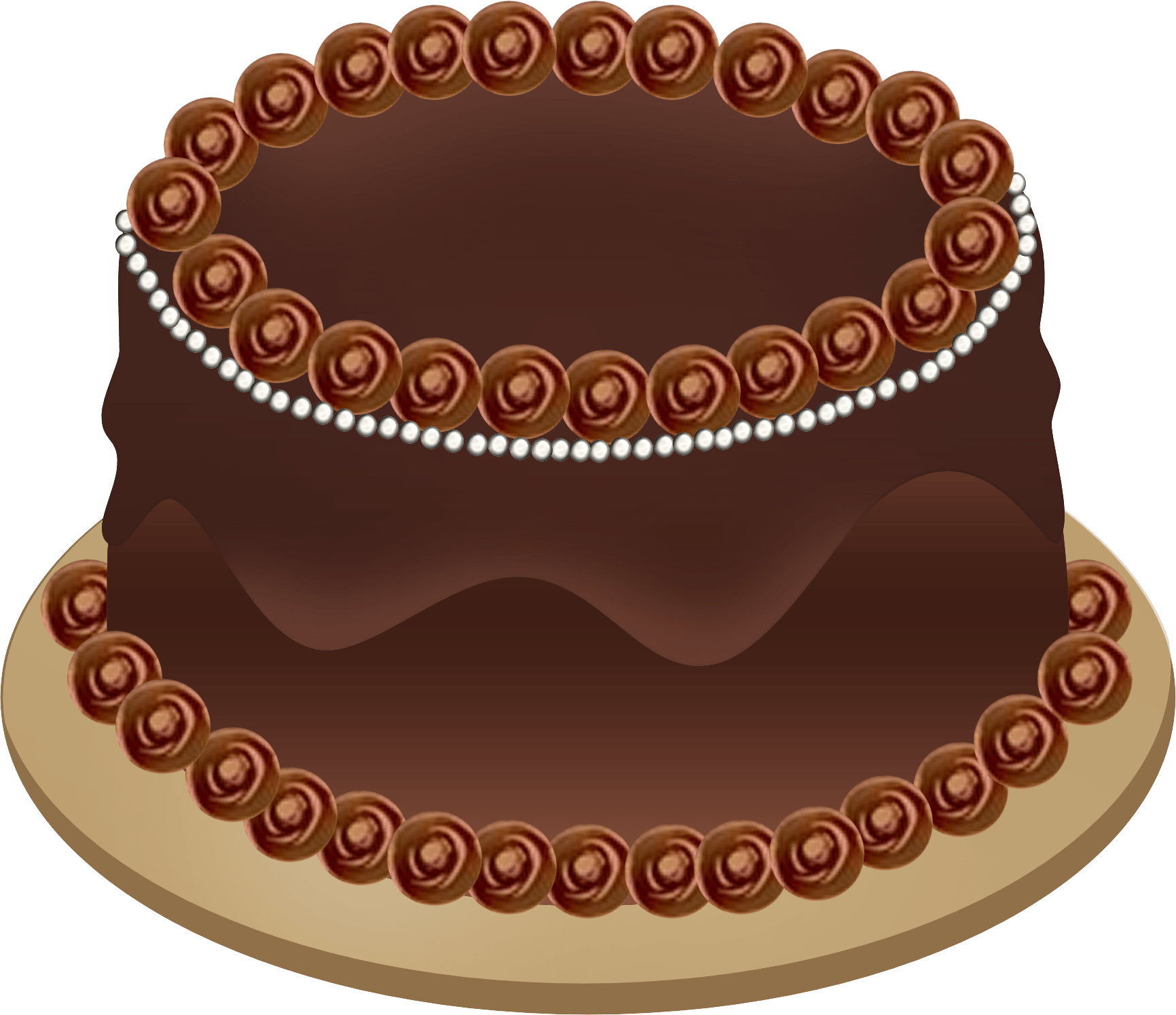 Happy Birthday Cake Clipart Free Vector For Free Download