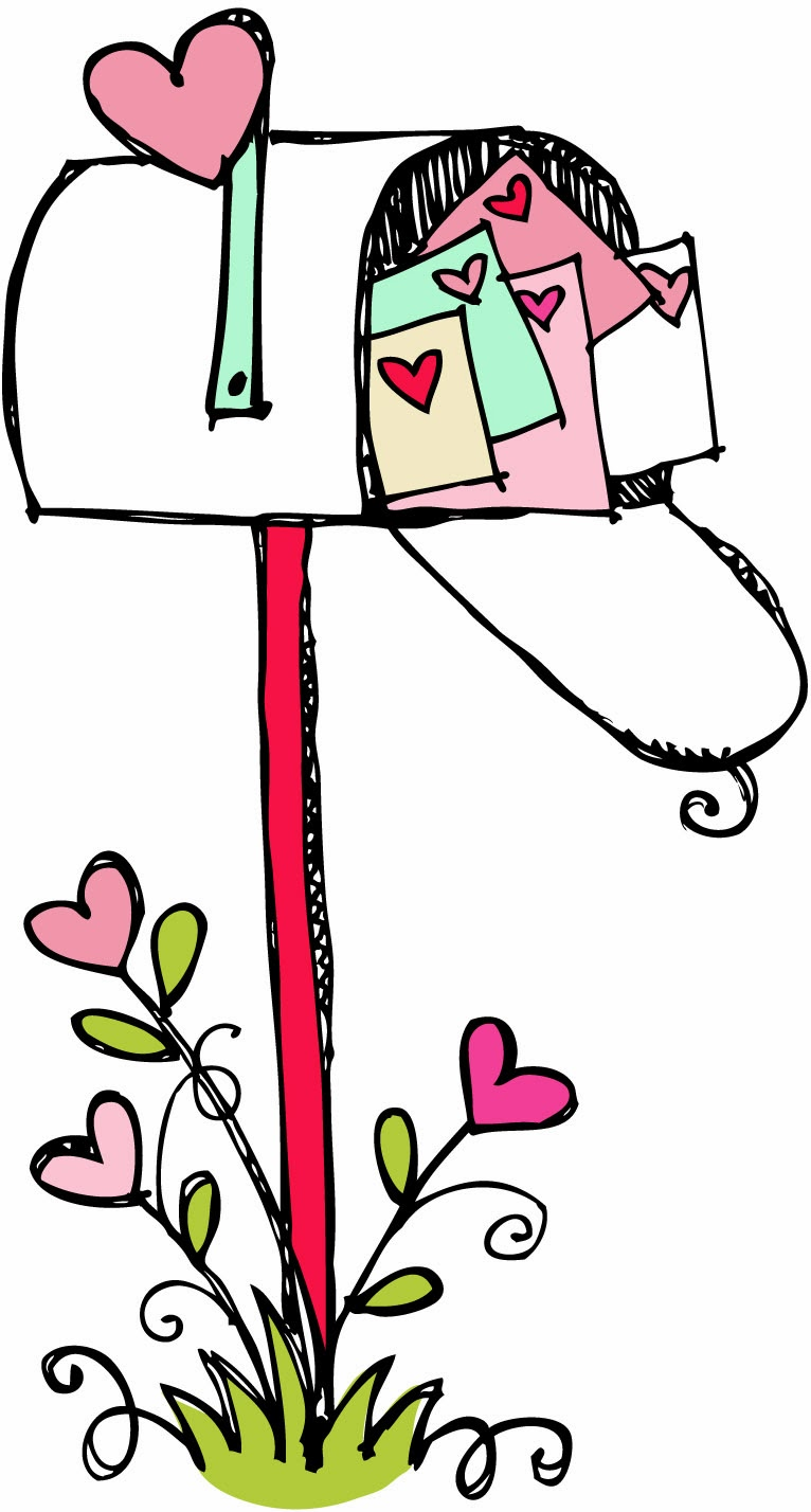 Image result for cute mailbox clipart