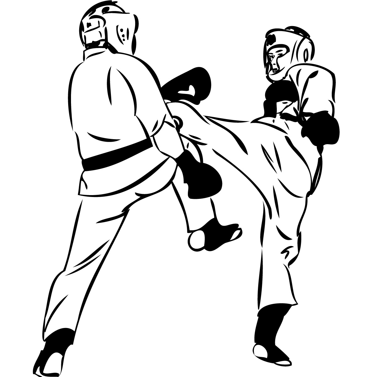 Free Karate Clip Art Pictures