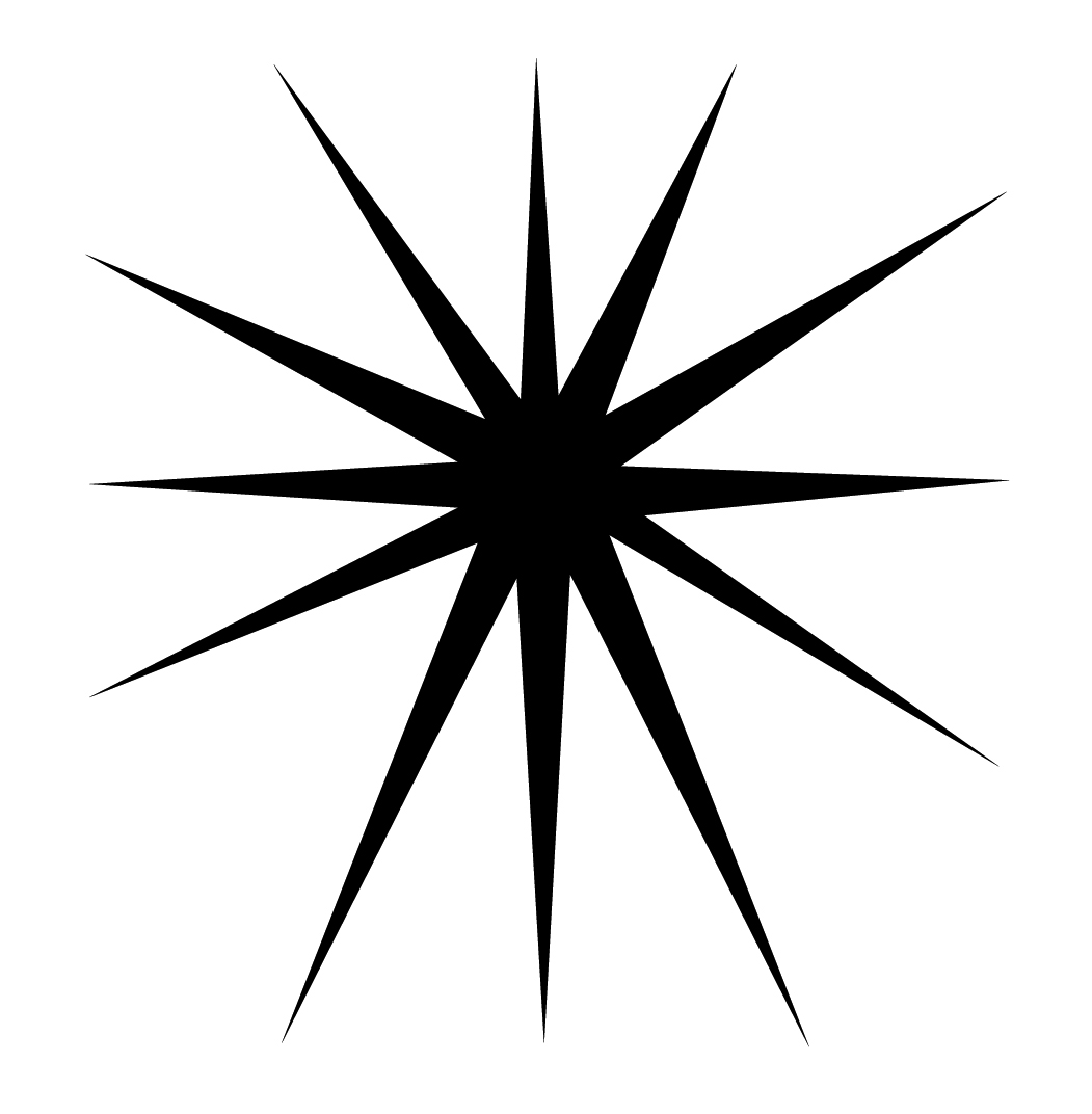 Free Starburst Clipart Pictures