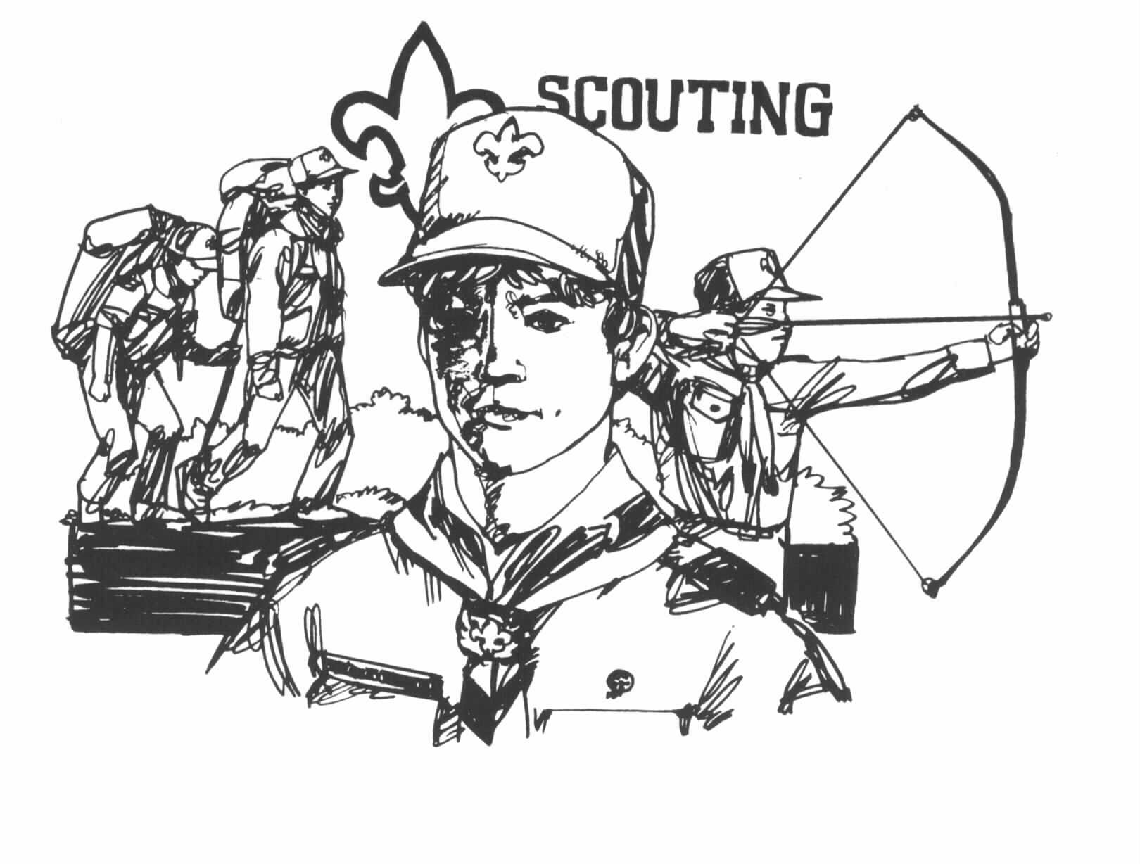 Free Boy Scout Clip Art Pictures