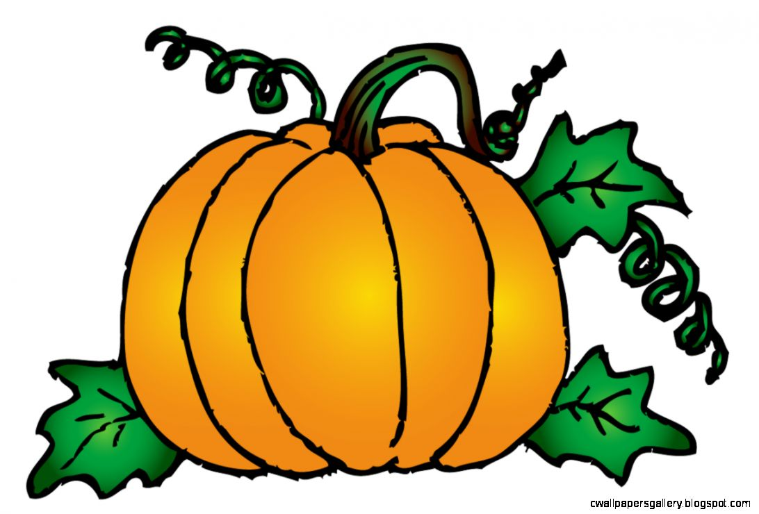 Free Pumpkin Clipart Pictures