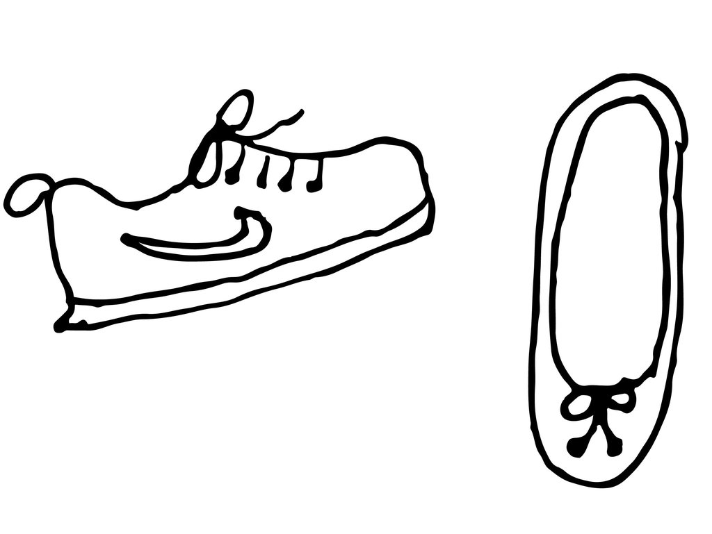How To Draw Nike Shoes Step By Easy