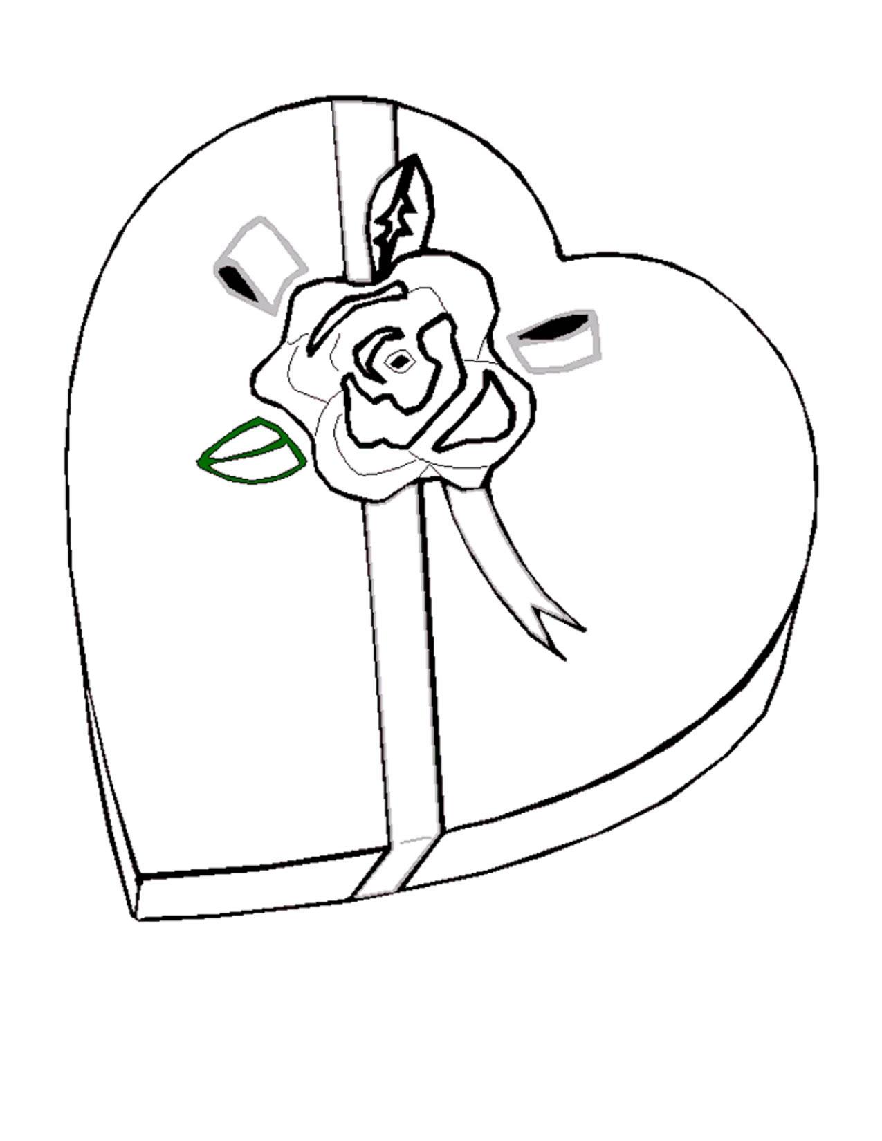 Crayon Box Drawing