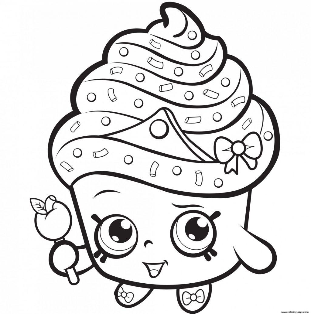 Cupcakes Drawing Art