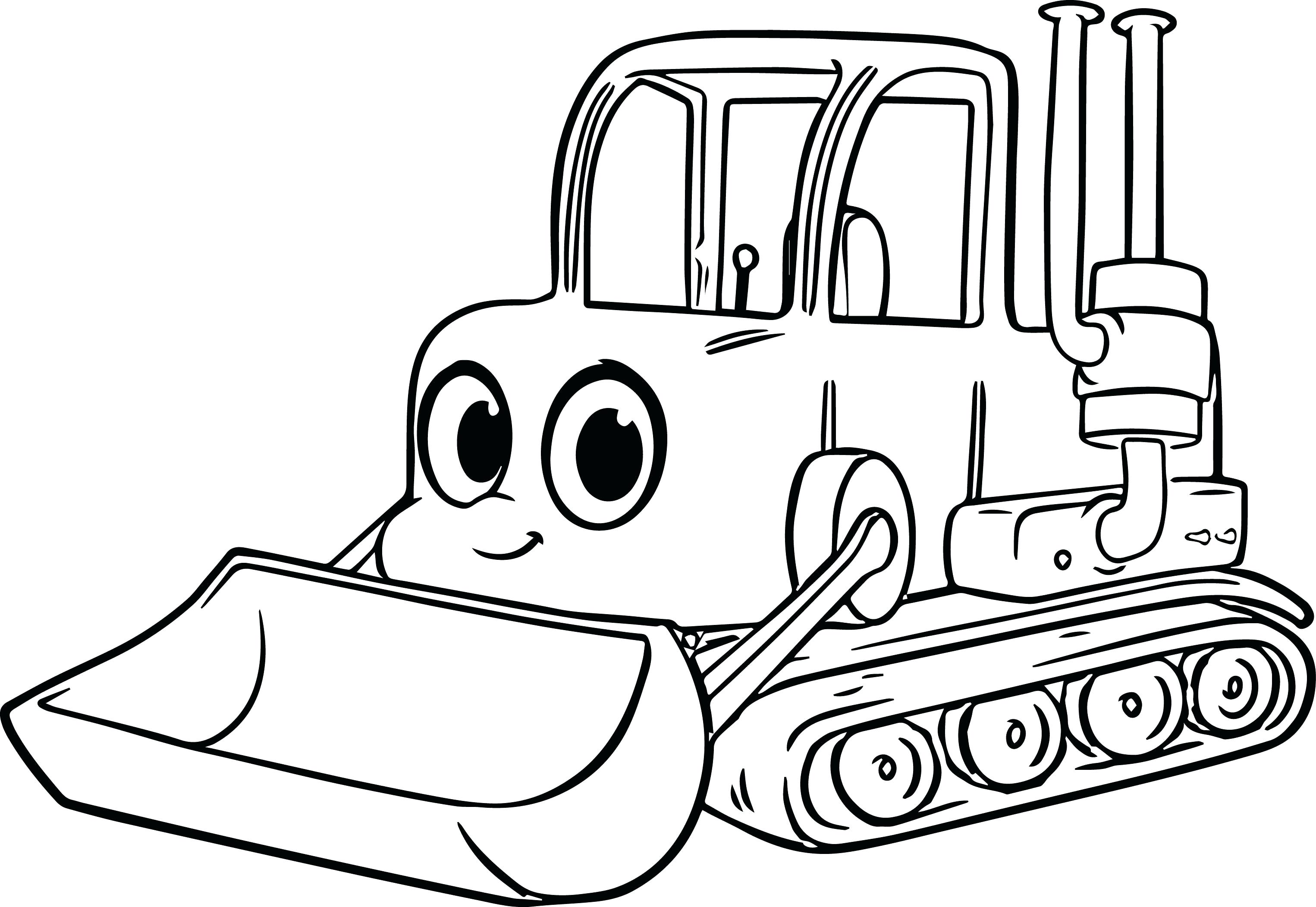 Digger Drawing