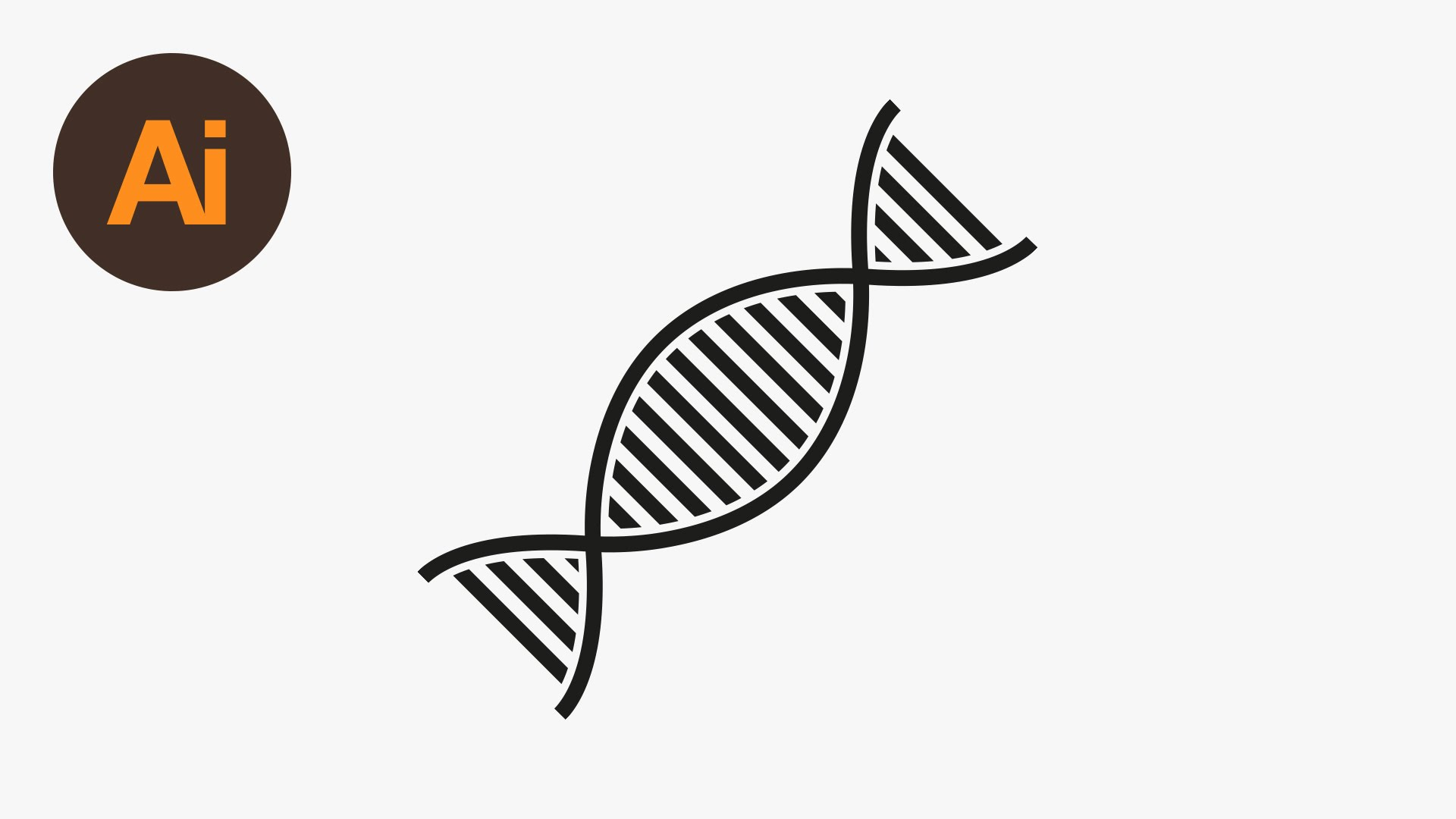 Dna Drawing Labeled