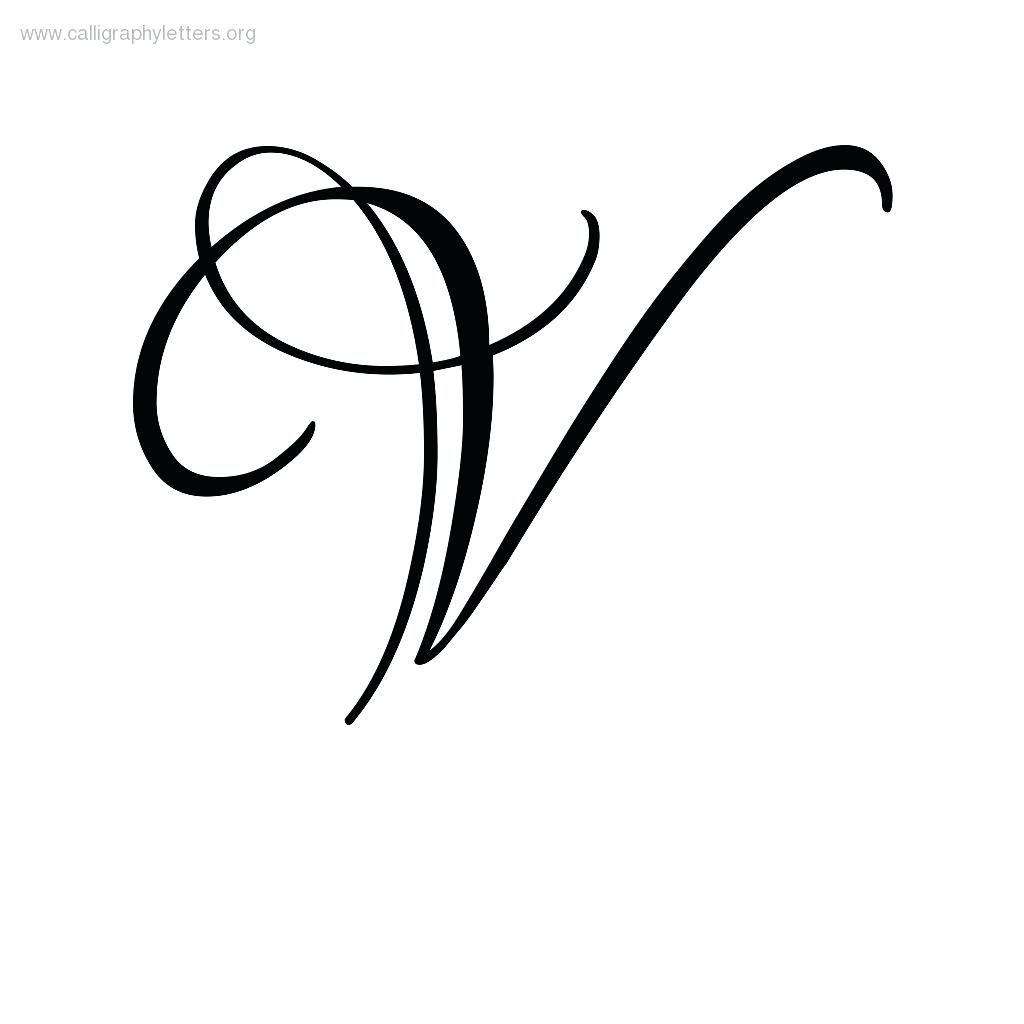 Collection Of Cursive Clipart