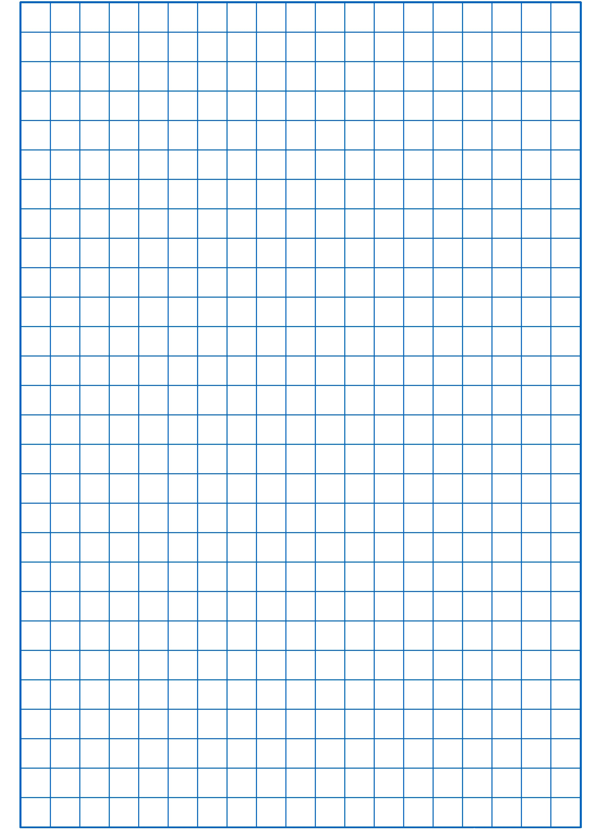 Grid Drawing Worksheets