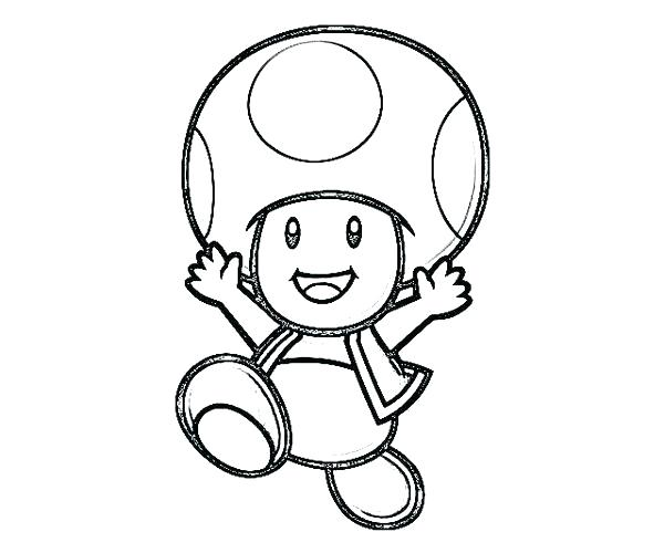 toad coloring pages # 14