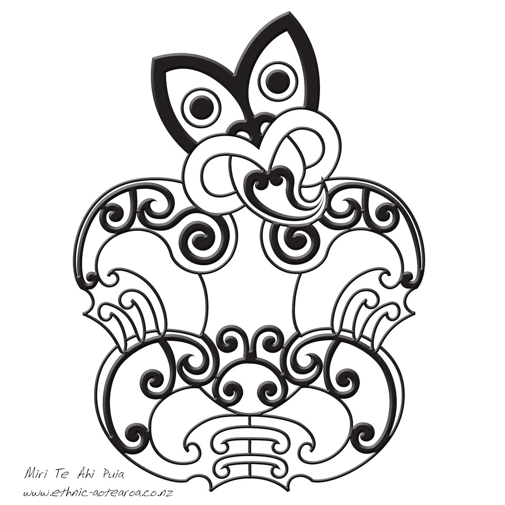 Collection Of Tiki Clipart