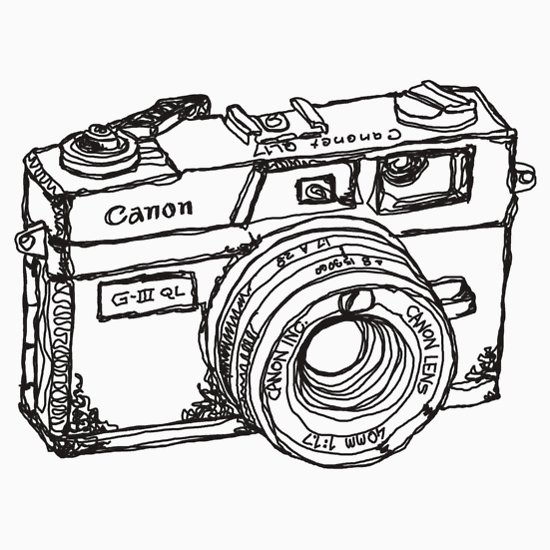 vintage camera drawing  free download on clipartmag