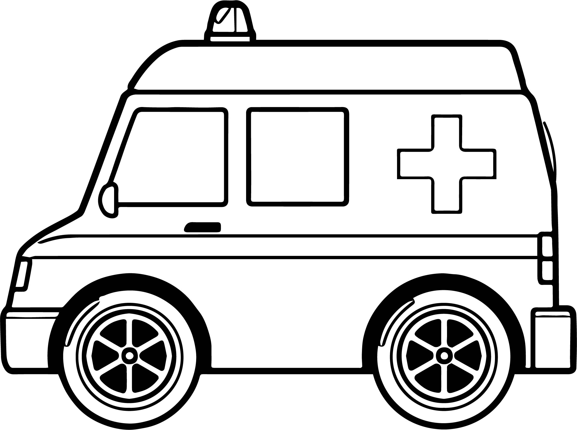 Emergency Vehicles Worksheets