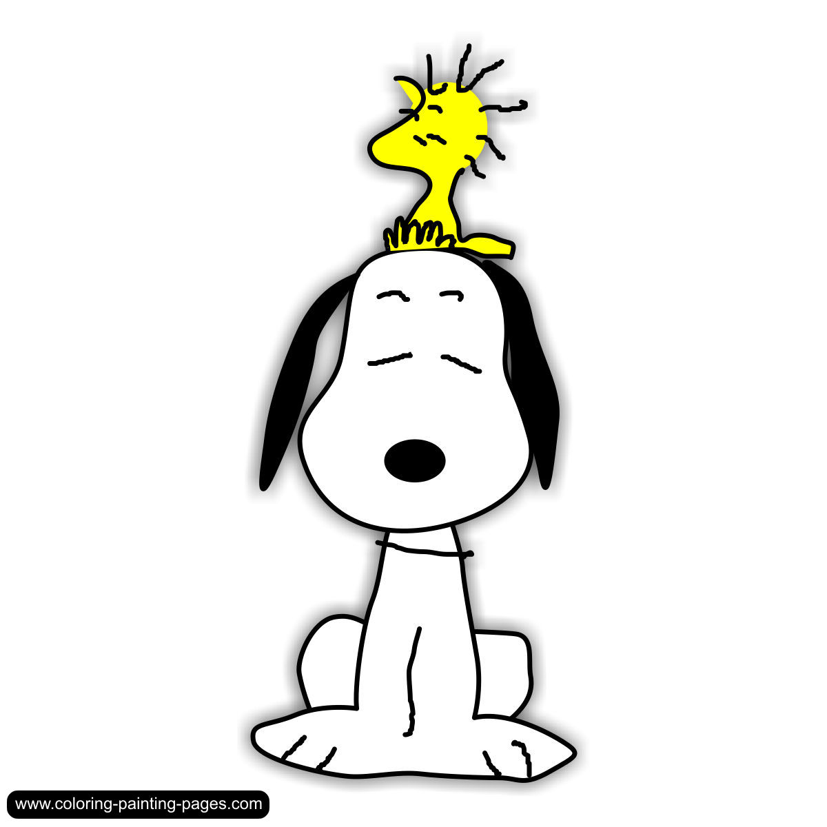 Animated Snoopy Cliparts