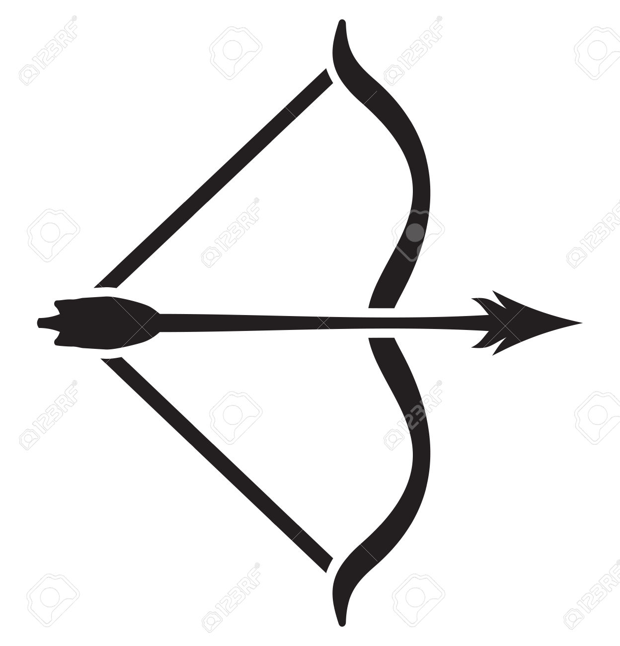 Arrow Clipart Black And White