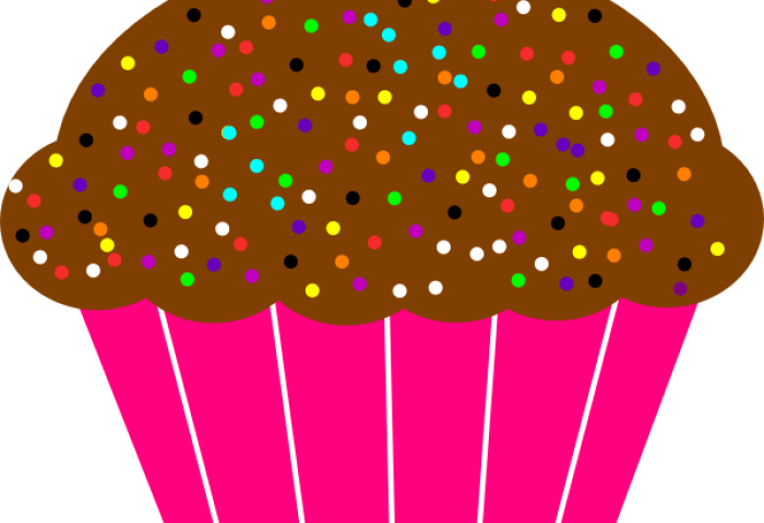 Birthday Cupcakes Clipart Free Download Best Birthday Cupcakes