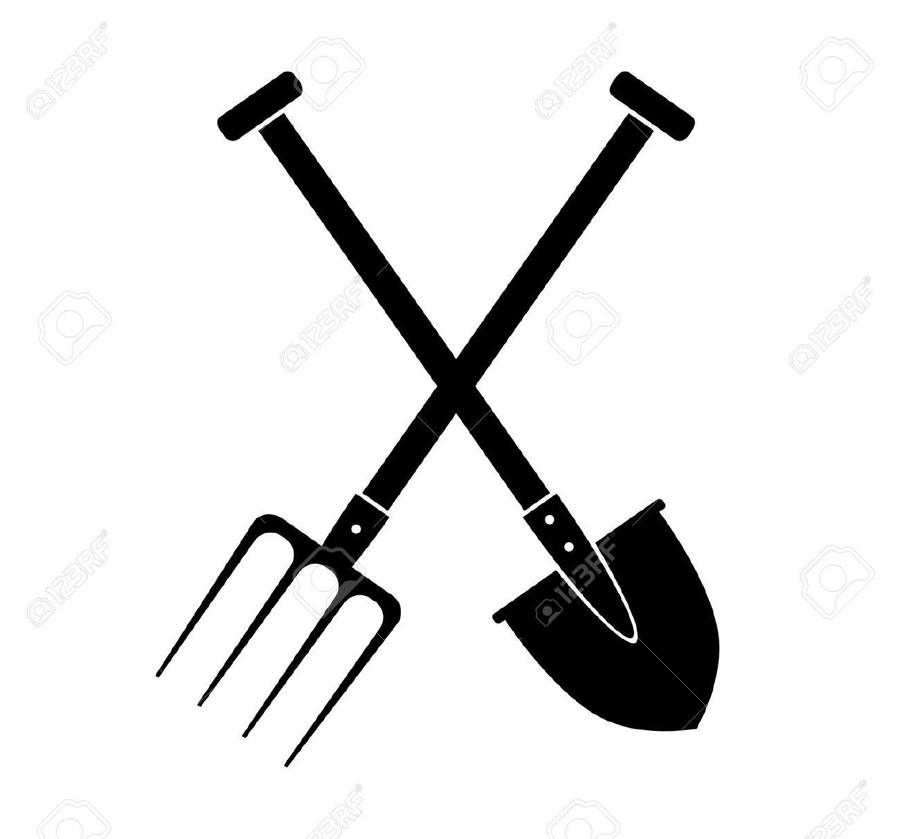 Cartoon Shovels