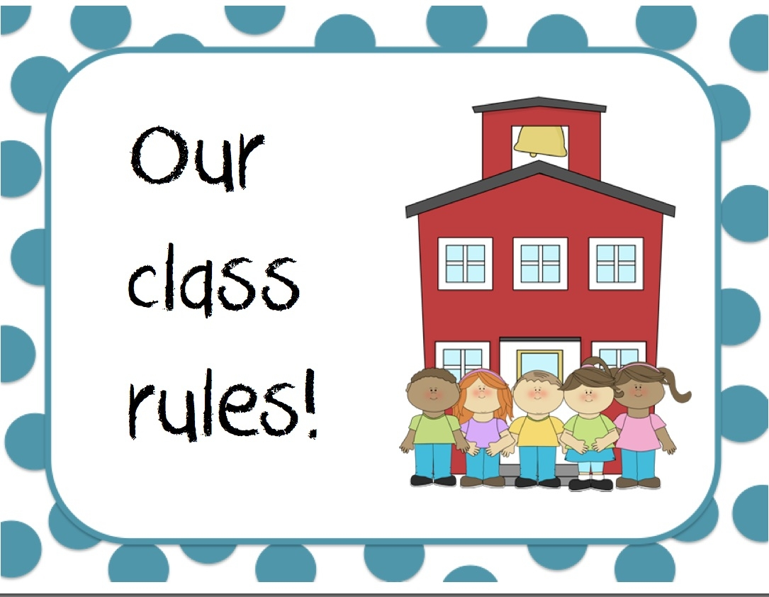 Classroom Rules Pictures