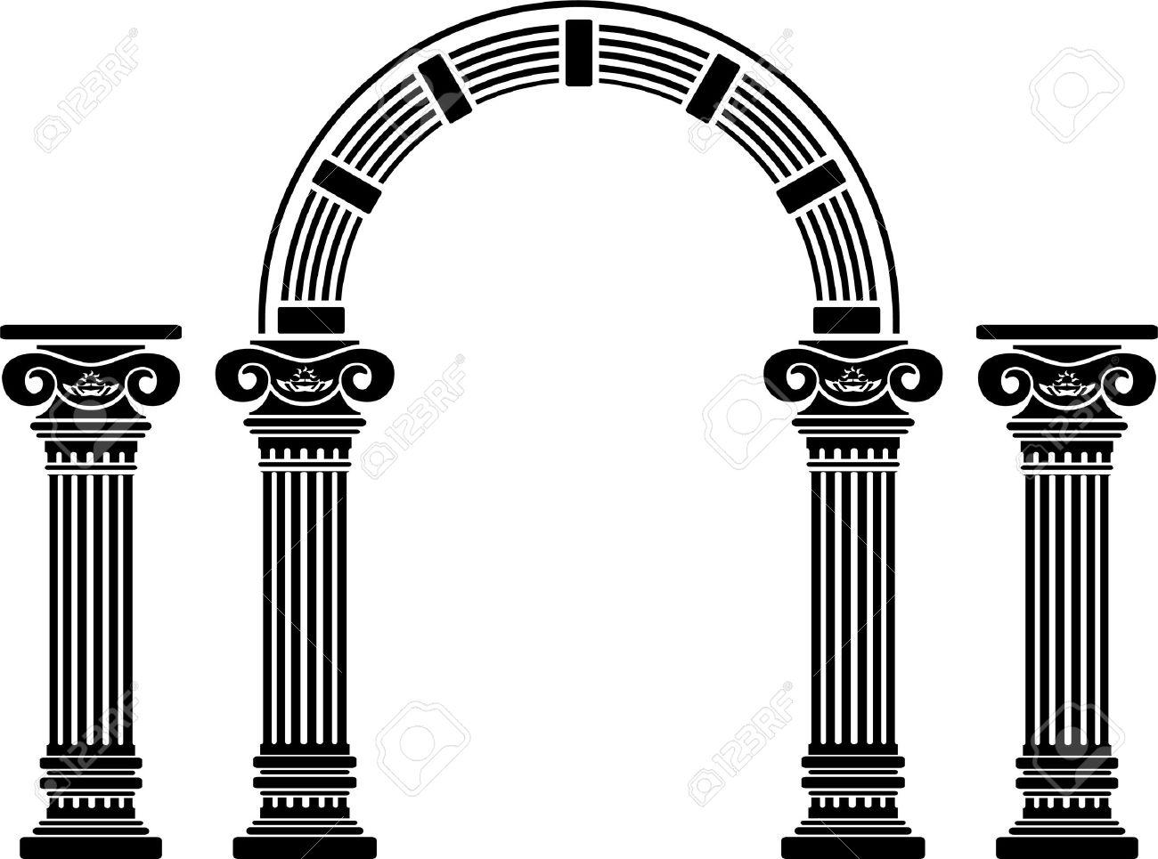 Column Clipart Free