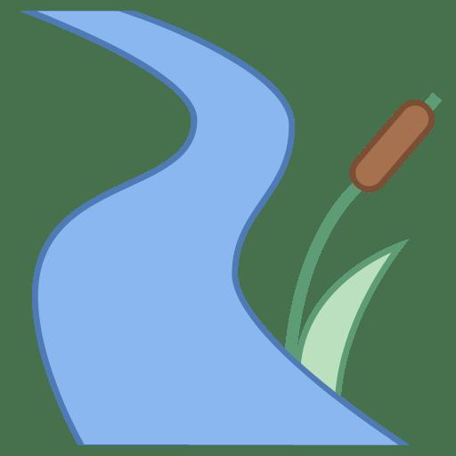 Creek School High Silver Logo