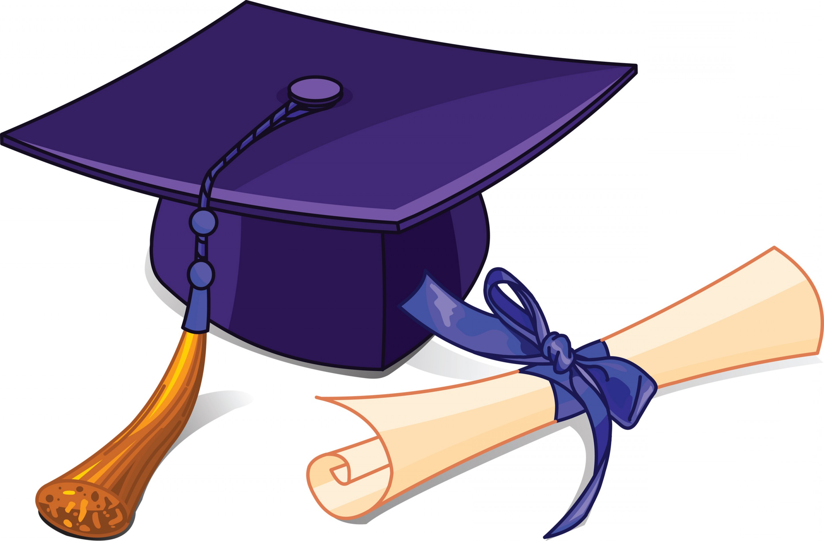 Clipart Of Diploma Clipart