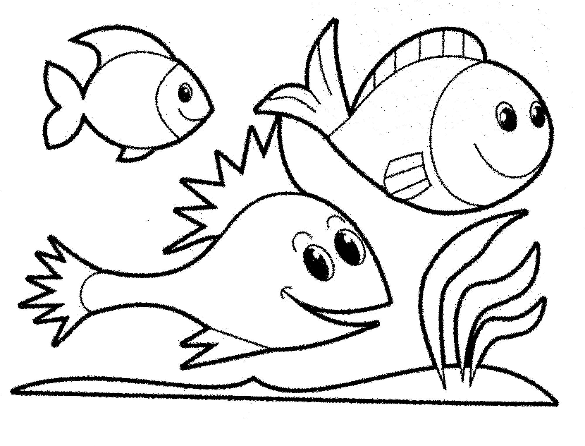 Dr Seuss Fish Images