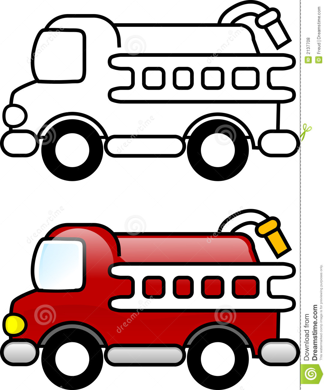 Fire Truck Photographs