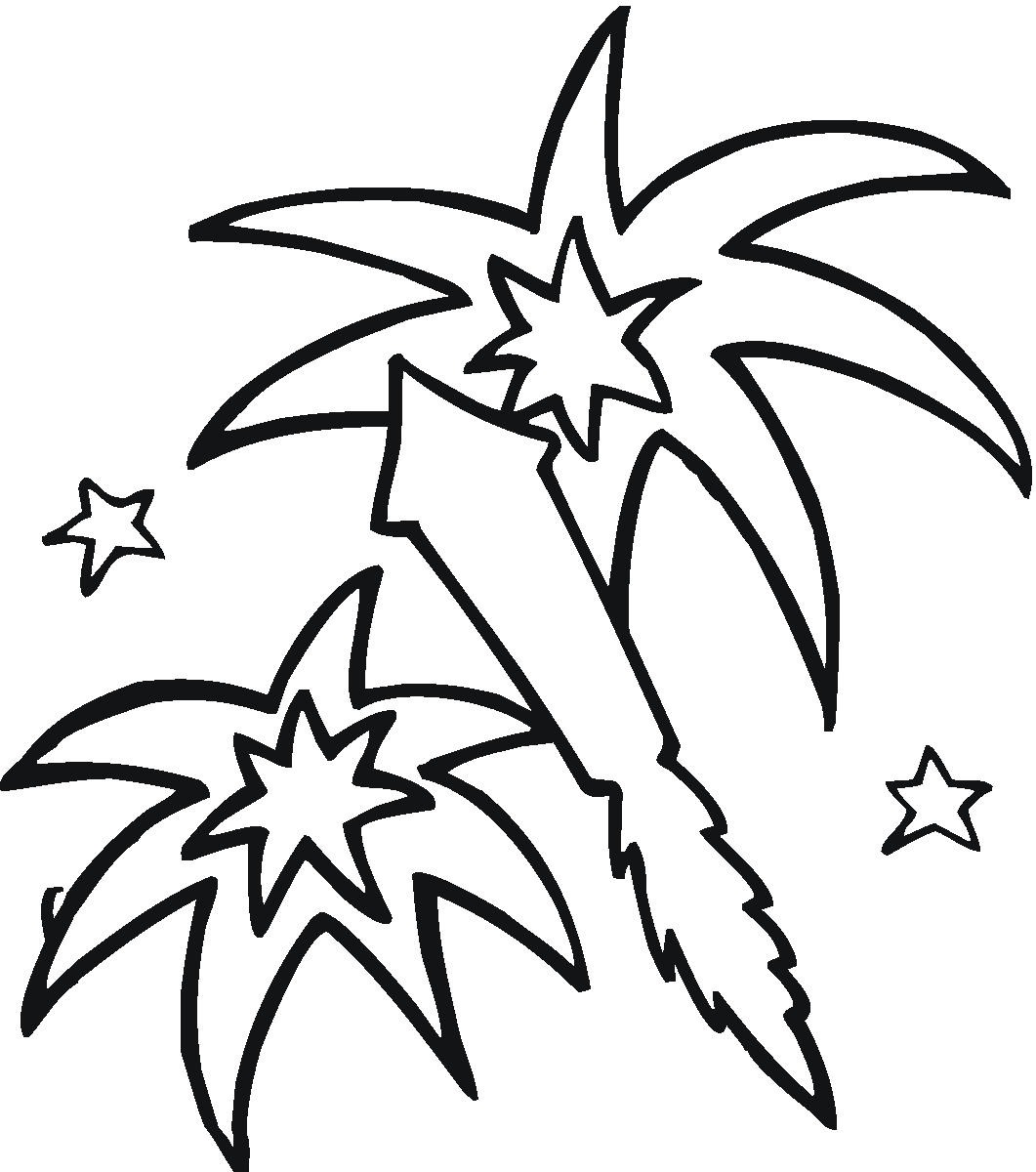 Fireworks Cartoon Clipart