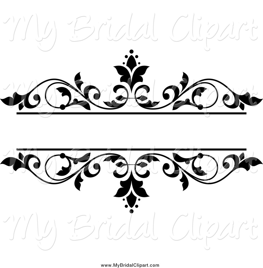 Frame Clipart Black And White
