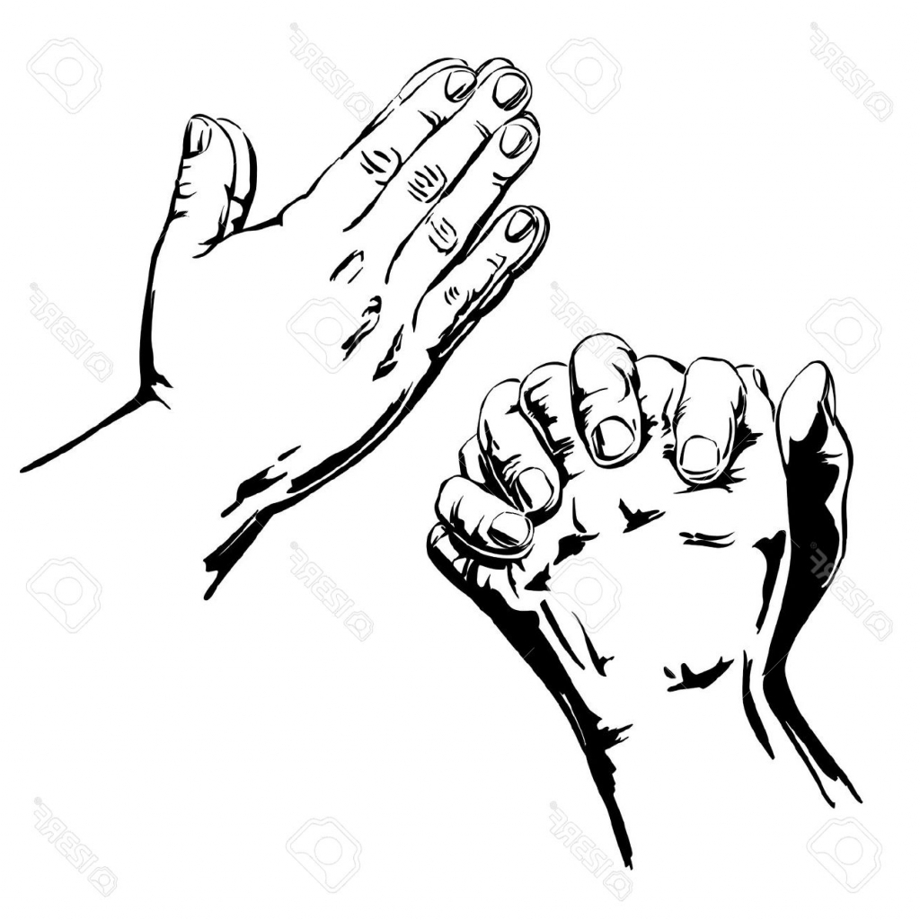 Free Clipart Praying Hands