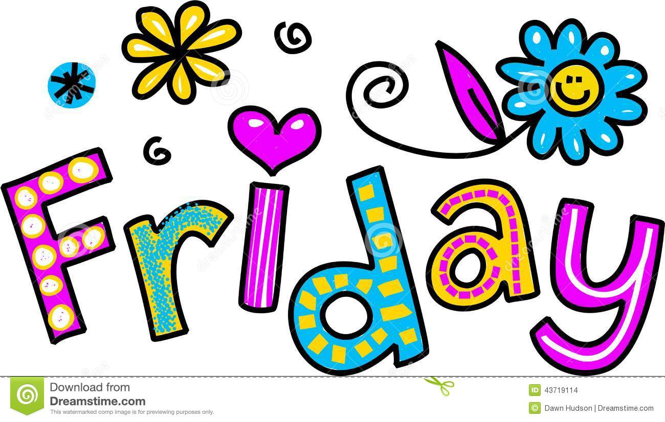 Fun Friday Clipart Free Download Best Fun Friday Clipart