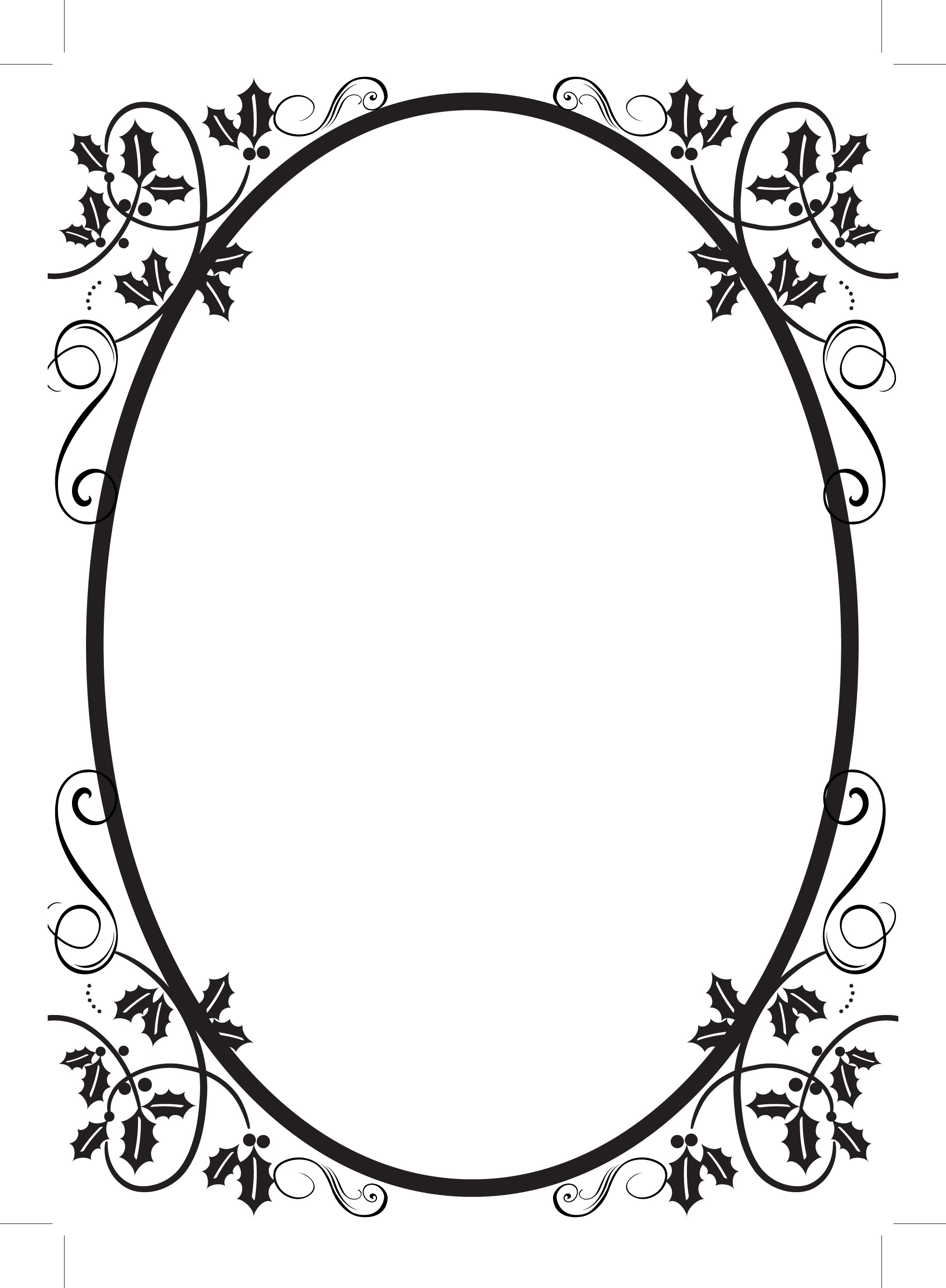 Funeral Border Clipart