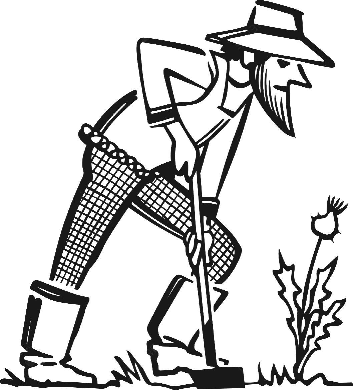 Gardener Clipart Free