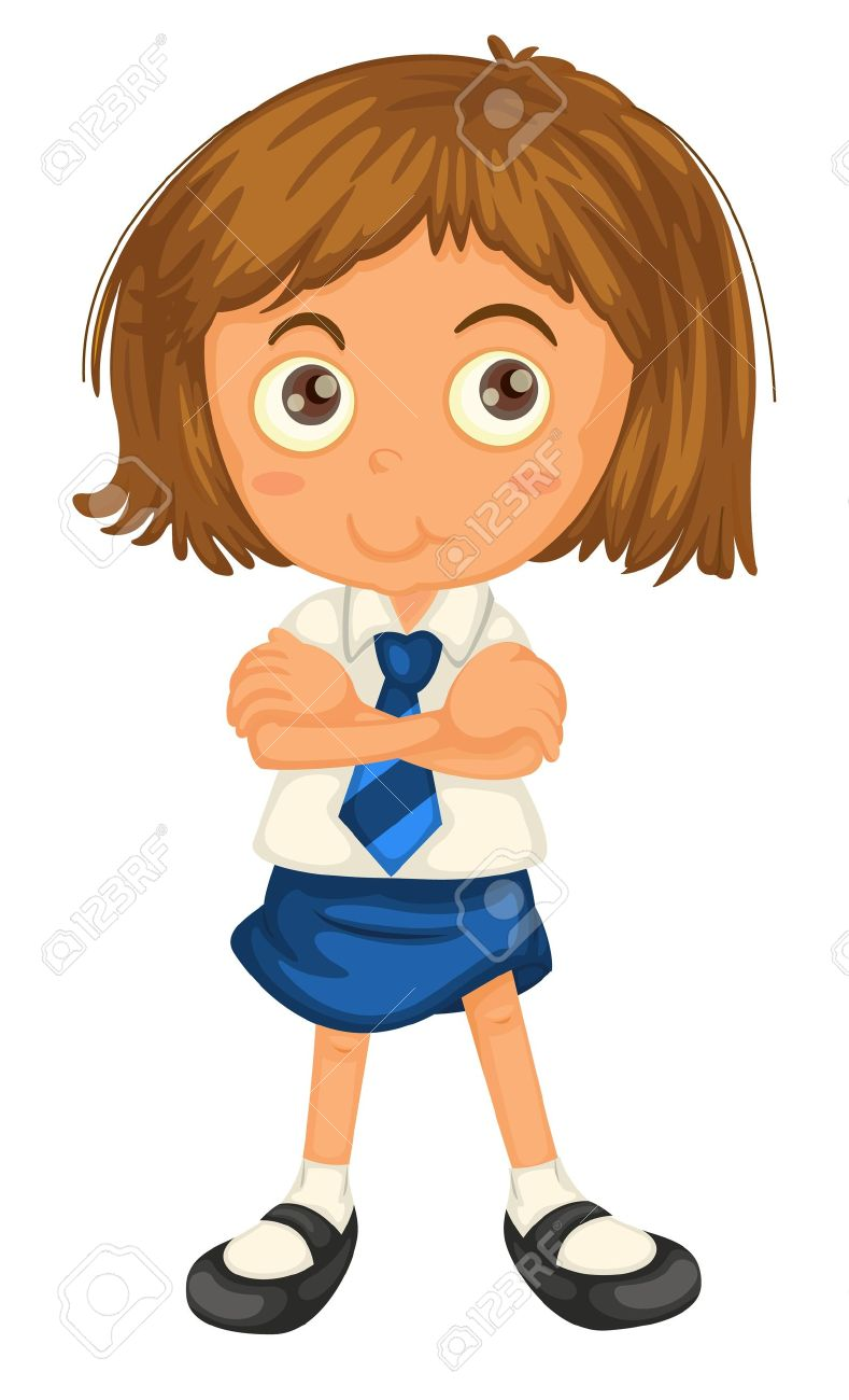 Girl Getting Dressed Clipart Free Download Best Girl