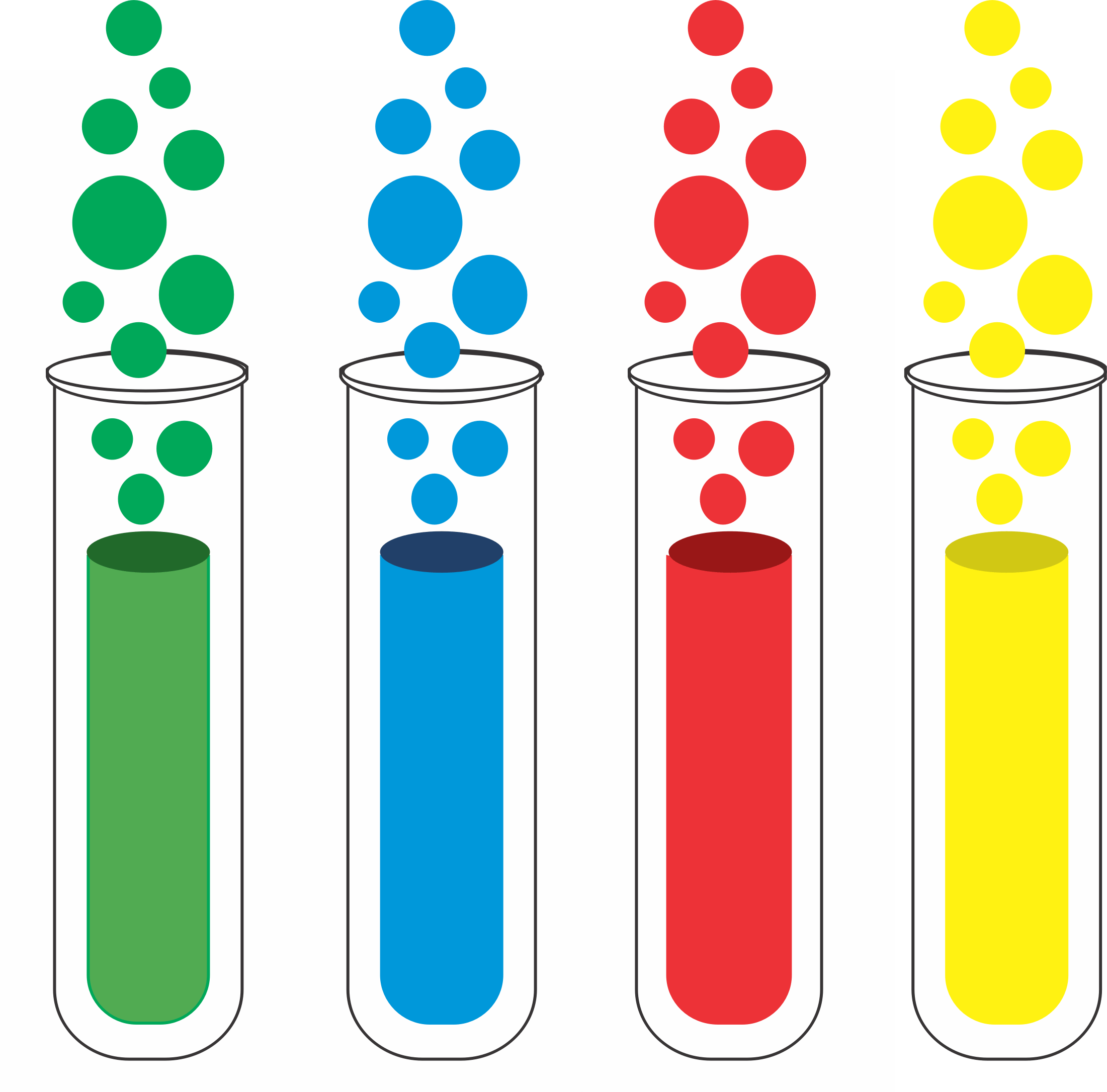 Graduated Cylinder Clipart
