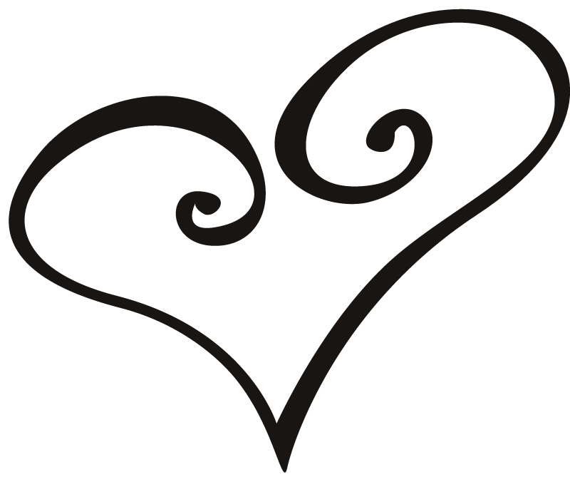 Download Heart Tattoo Designs Clipart | Free download on ClipArtMag