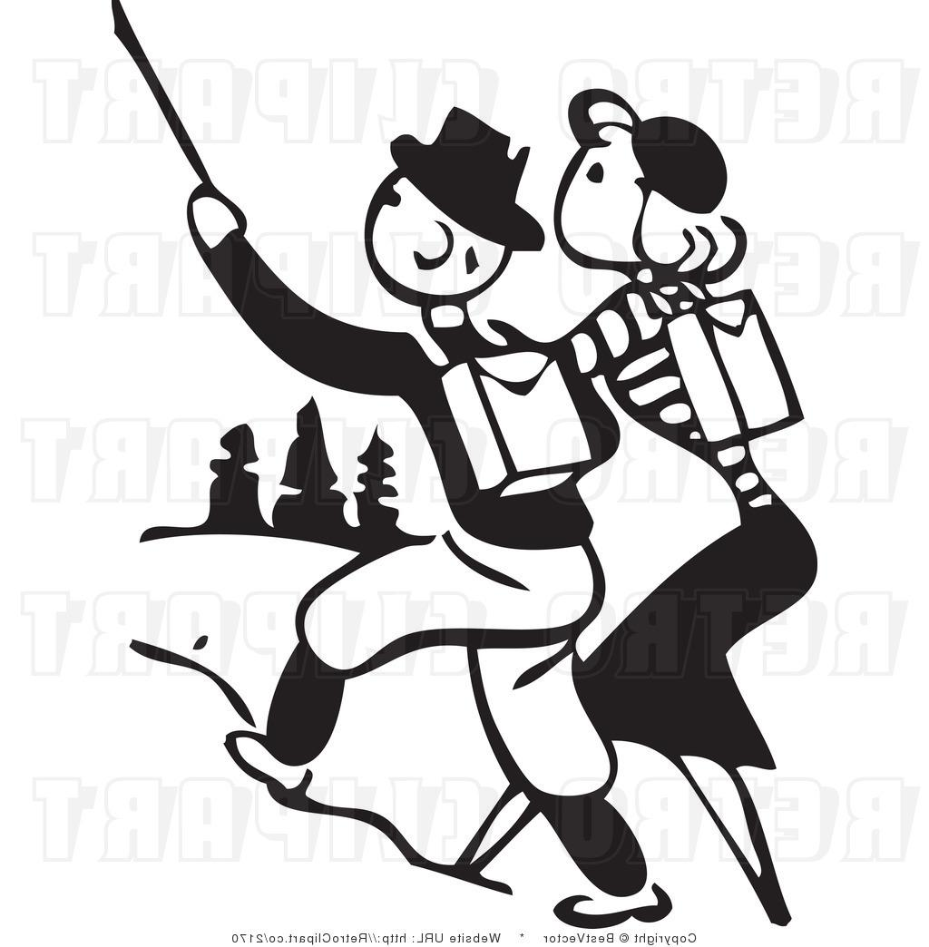 Hiking Clipart