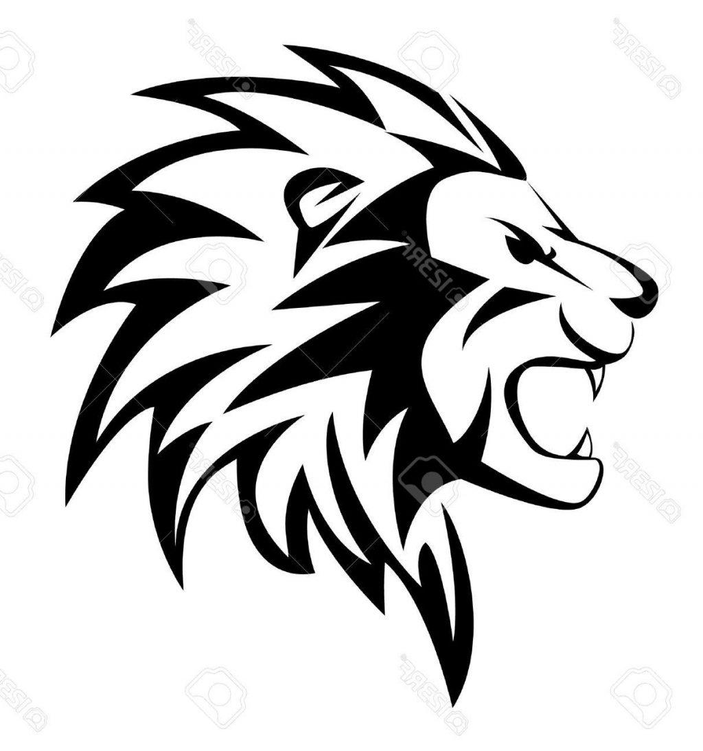 Lion Clipart Roaring