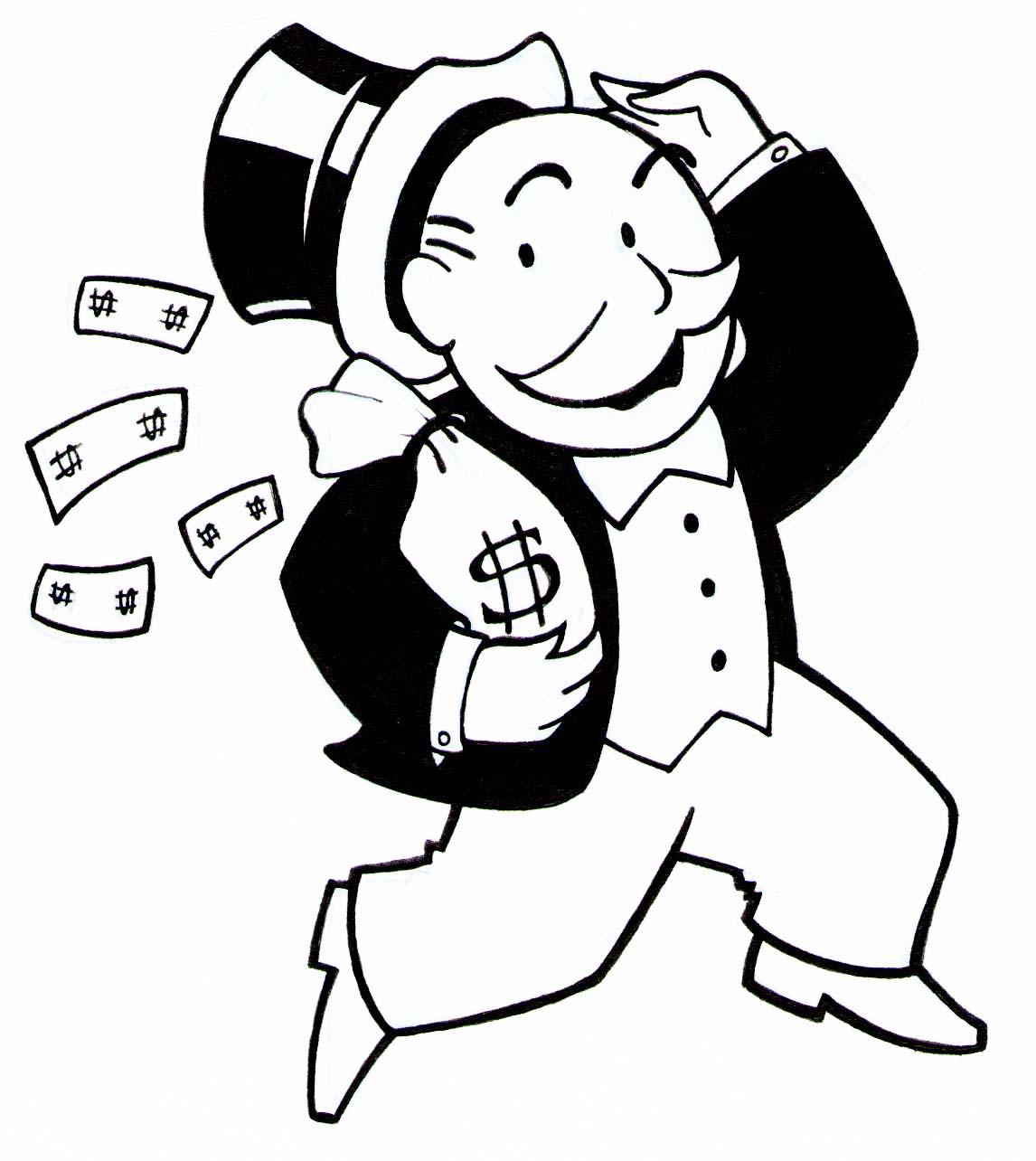 Monopoly Clipart