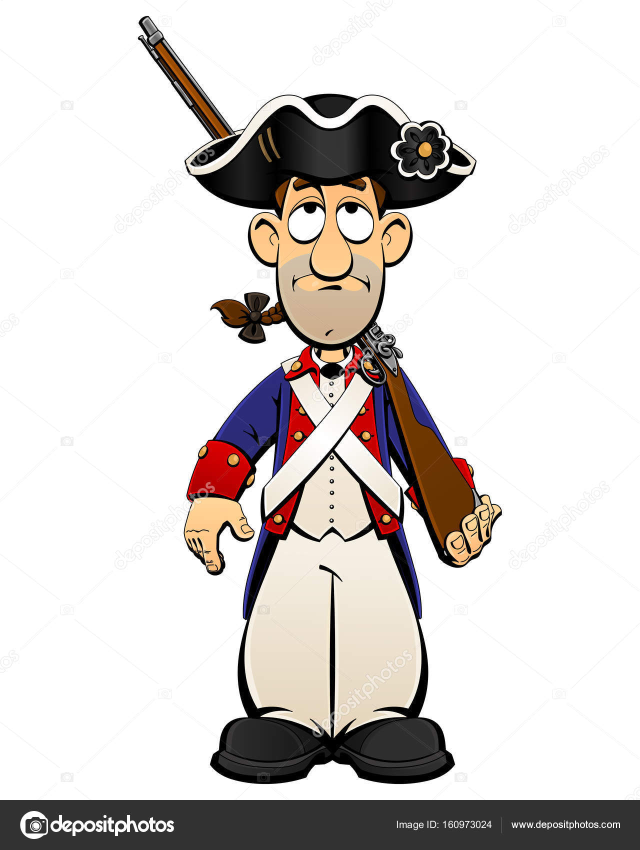 Musket Clipart