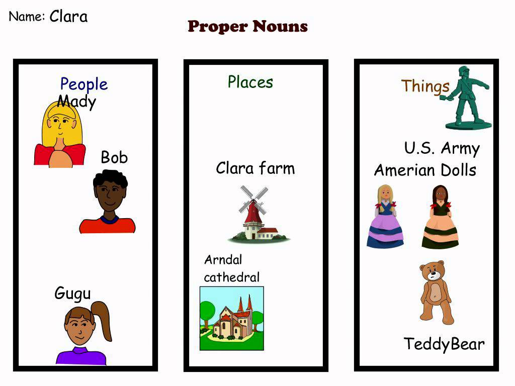 Collection Of Proper Clipart