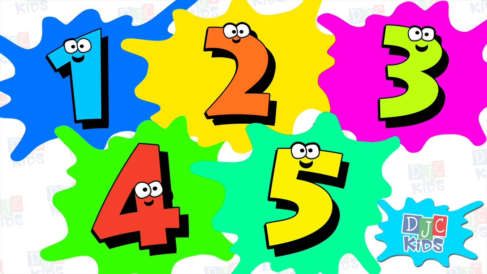 Numbers 1 10 Clipart