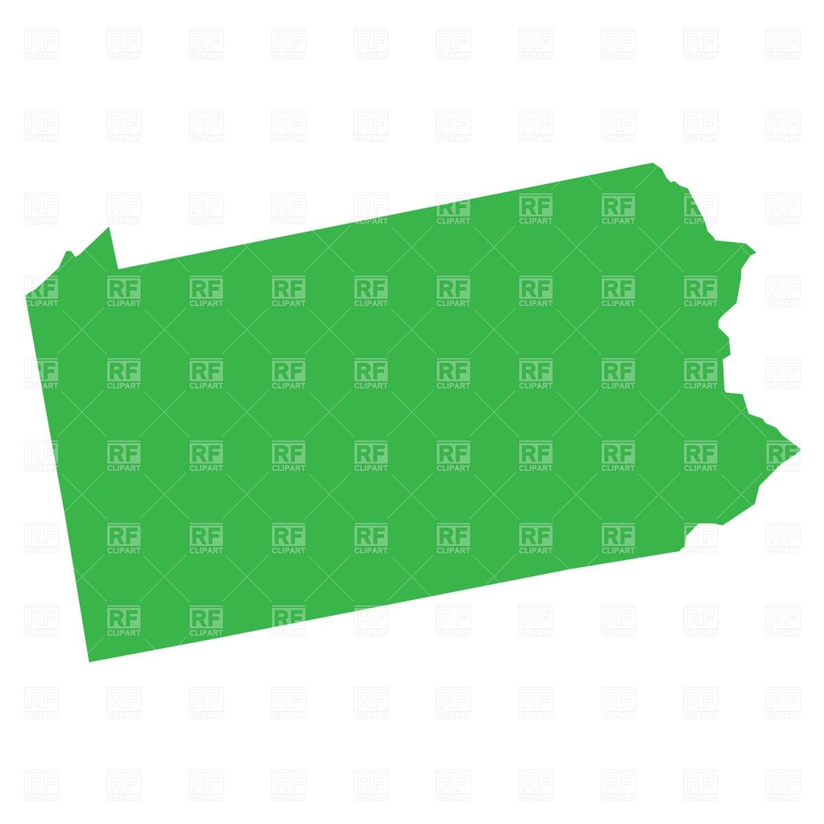 Pennsylvania Clipart